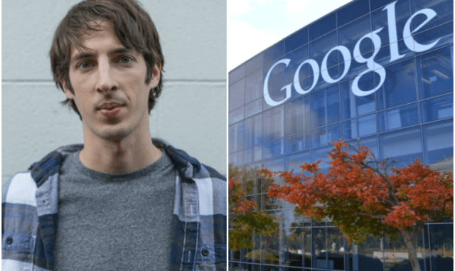 Pictured: James Damore / Google