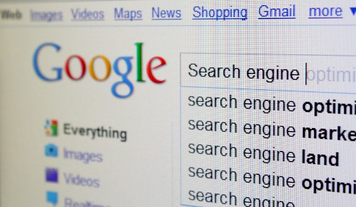 """Google Main Search"" by MoneyBlogNewz is licensed under CC BY 2.0"