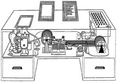 a imagery image of memex
