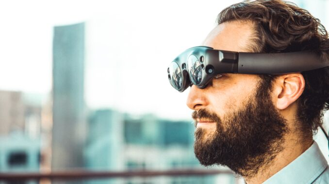 Augmented Reality Spectacles, Image from Unsplash