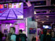 A Twitch exhibit featured at a gaming convention in 2013