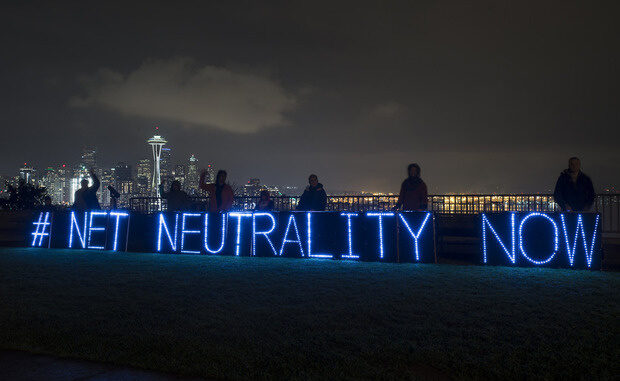 express the importance of net neutrality